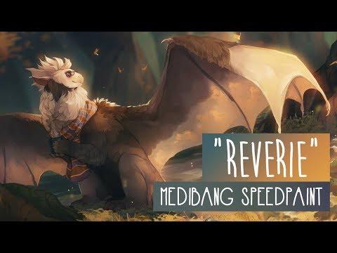 Reverie | SPEEDPAINT | Medibang Paint Pro