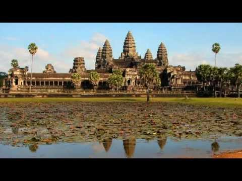 Wonderful Place In The World Angkor Wat In Cambodia Historical Place In The World Youtube