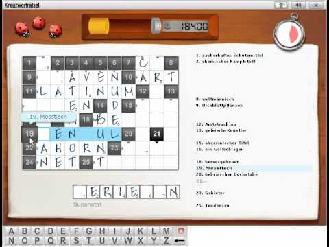Online Spiele Kostenlos Kreuzworträtsel