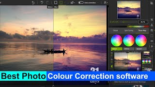 Best free photo editing application for colour correction | inpixio photo studio 2021 full tutorial screenshot 4