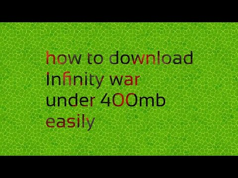 Download How to download avengers infinity war in Hindi full movie