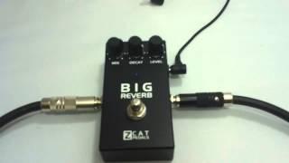 zcat pedals big reverb decal level mix