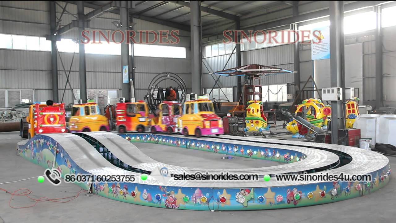 Kids track trian rides Mountain car rides for sale for funfairs ...