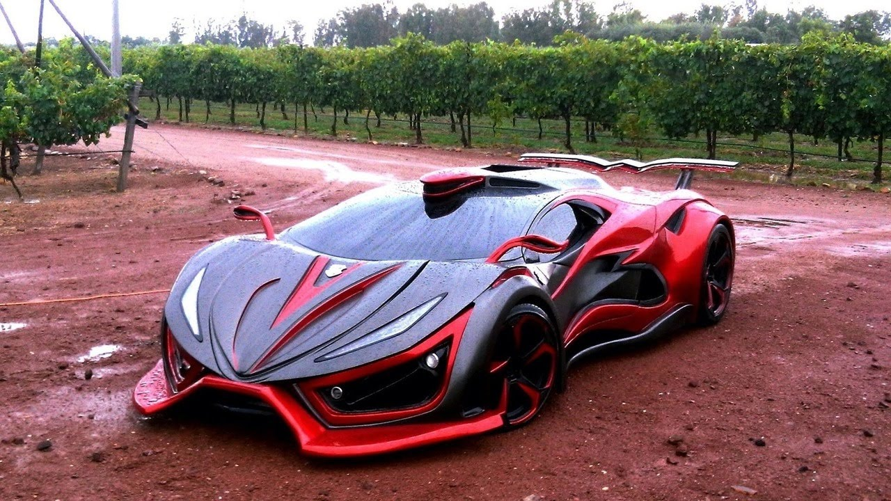 Inferno Exotic Car 2017 >> Inferno Exotic Car El Ultradeportivo De Diseno Mexicano Youtube