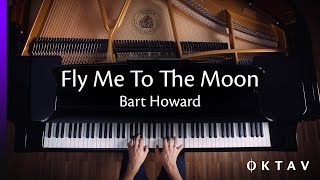Bart Howard - Fly Me To The Moon (Piano Solo)