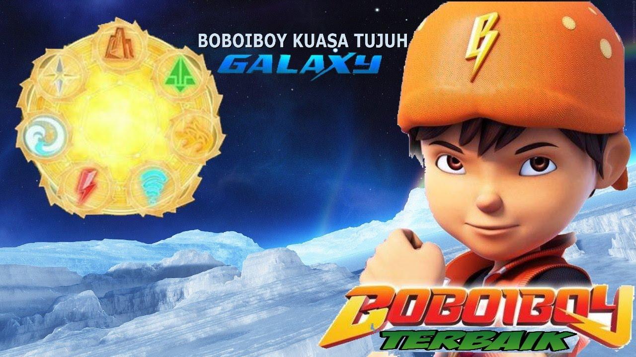 Boboiboy At Galaxy Kekuatan Kuasa Tujuh Teaser Terbaik Episode