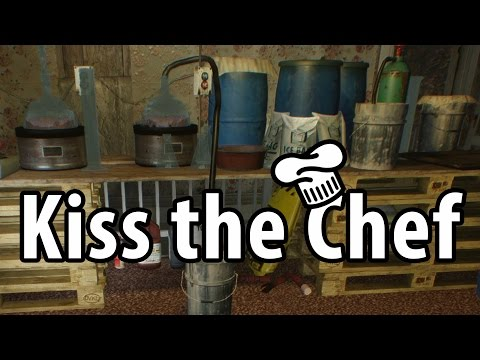 [Payday 2] Kiss the Chef (Death Wish Cook Off 25+ bags)