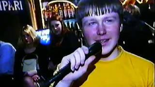 Программа ''Метро'', Тюмень, апрель 1999 г., 3-й DJ-Фестиваль ''Сибирская Глюква''