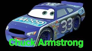 Cars, Cars VG, Cars 3: All Background Piston Cup Racers