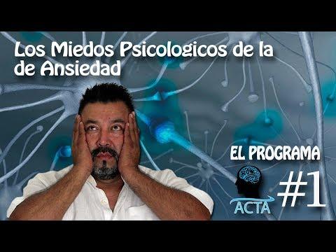 Los Miedos Psicológicos