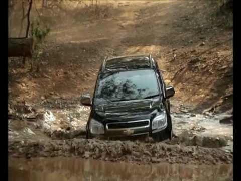 Chevrolet Trailblazer 3avi Youtube