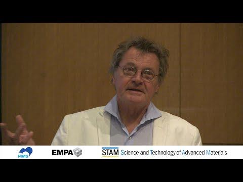 """James K. Gimzewski """"Building a Brain"""""""