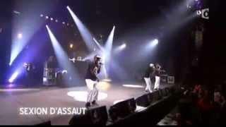Concert Sexion D'assaut - Live Au Printemps De Bourges COMPLET