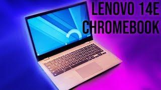 Lenovo 14e Chromebook Hands On