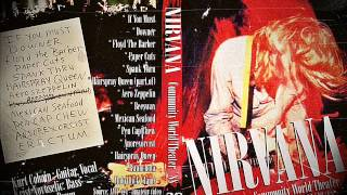 NIrvana - Hairspray Queen (Live at Community World Theater, Tacoma)