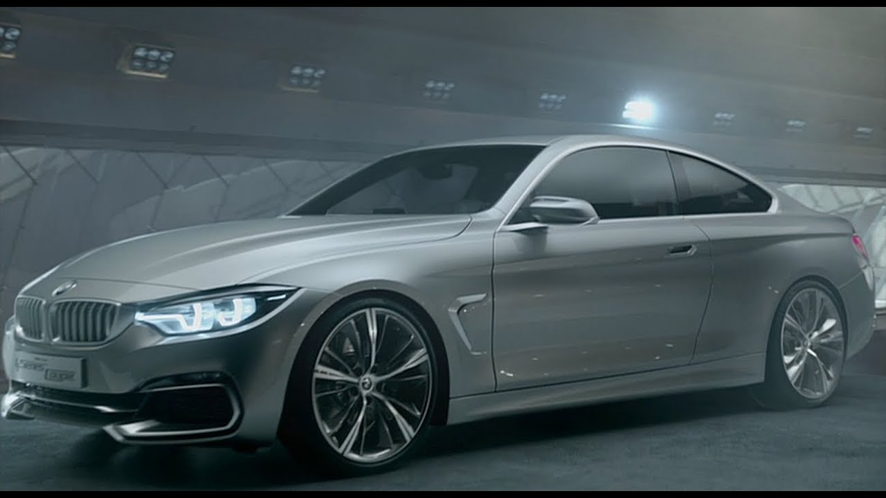Bmw 4 Series Coupe Future 435i Amp 420d Youtube