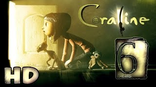 Coraline Walkthrough Part 6 (PS2) ~ Movie Game * HD *