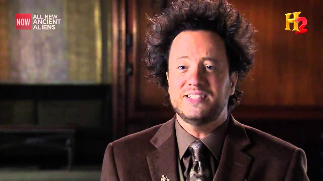 Giorgio Tsoukalos on dinosaurs - YouTube