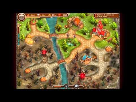 Сказания севера 1 (уровень 7) 3 Звезды NORTHERN TALE 1 (level 7) 3 stars Walkthrough gameplay