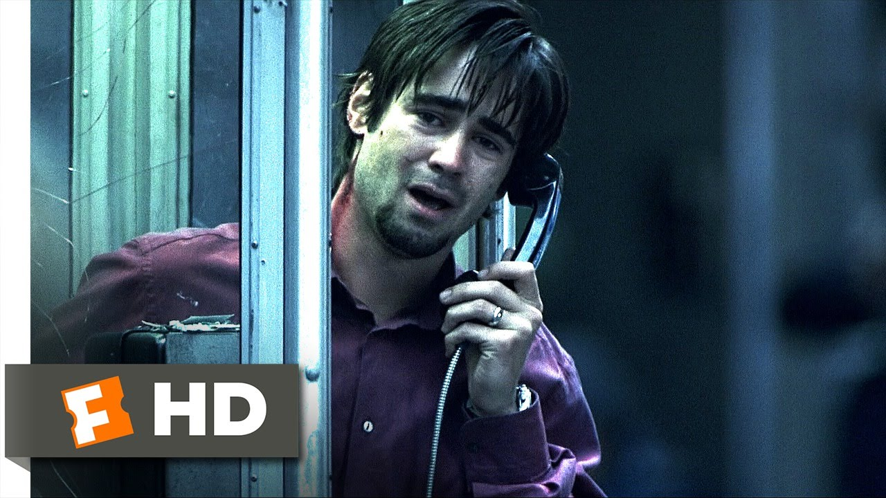 phone booth 55 movie clip the confession 2002 hd