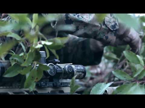 USMC Scout Sniper School Training