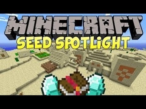 minecraft-seeds- -insane-loot,-temples-and-villages
