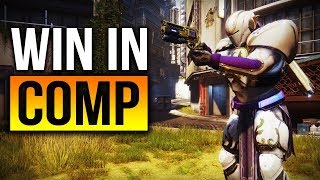 How to Win in Comp & Get Fabled Rank (Destiny 2 FULL Competitive Guide)
