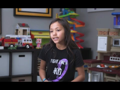 7 Year Old Girl Wants To Save Her Little Brother's Life