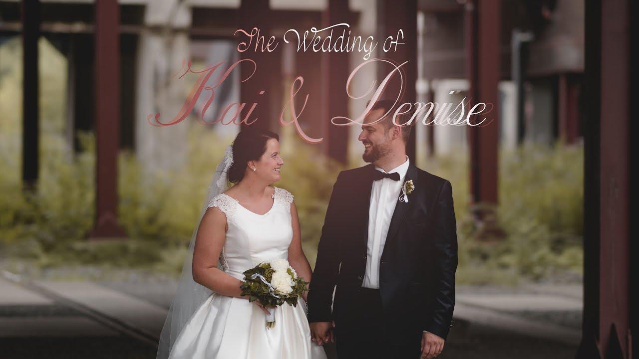 The Wedding of Kai & Denise | World Heritage Zollverein 2018