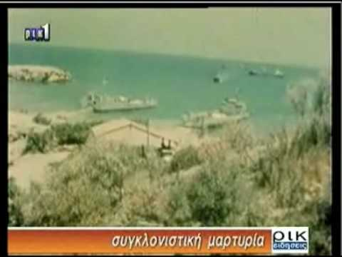 320 Greek Cypriot prisoners bayoneted to death
