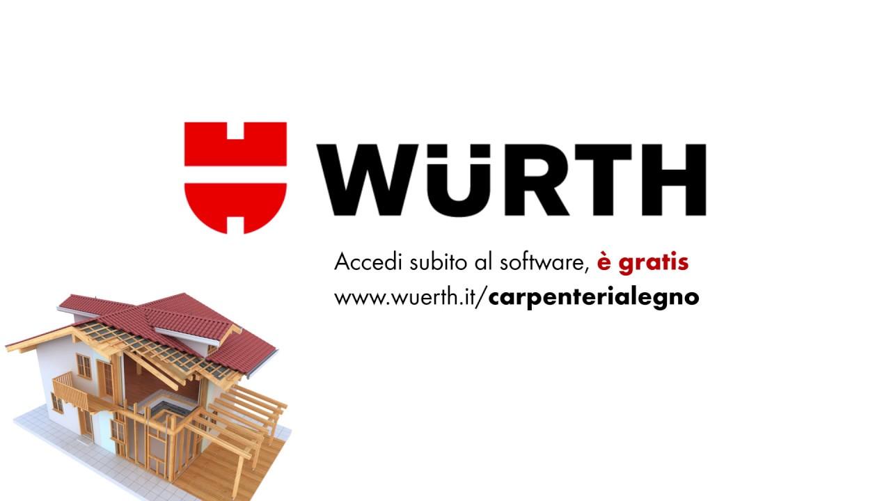 Dimensionamento Pergolato In Legno software di dimensionamento per le costruzioni in legno | würth