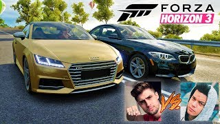 BMW DO PORTUGAPC VS AUDI DO REZENDEEVIL - FORZA HORIZON 3