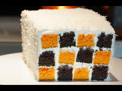 gâteau-damier-pour-halloween-(halloween-cake-subtitled)