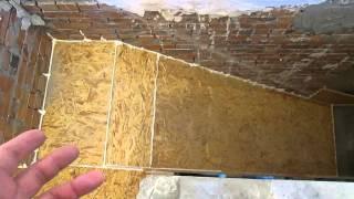 видео Изготовление бетонной лестницы своими руками: инструкция
