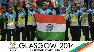 India Happy with Top -5 | Glasgow |Commonwealth Games 2014