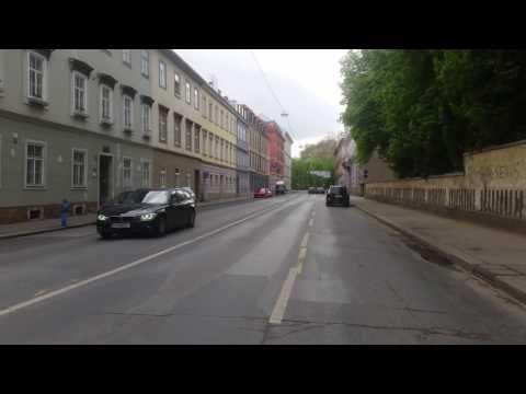 How looks city GRAZ - AUSTRIA  video 3