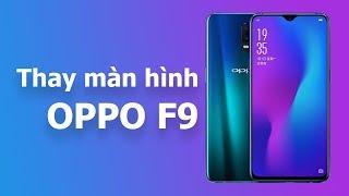 SuaChuaVinhThinh.com   Thay màn hình OPPO F9