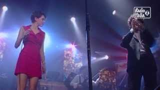 Simona Molinari -  Canto anche se sono stonata 2013 a RadioItaliaLive