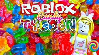 ROBLOX CANDY TYCOON! OMG SO YUM!