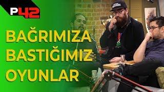 BAĞRIMIZA BASTIĞIMIZ OYUNLAR!!! | Bonboş 18 w/ Can Sungur, Turgut Uç, Mert Günhan