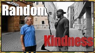 Germany | Random act of Kindness | Freundlichkeit