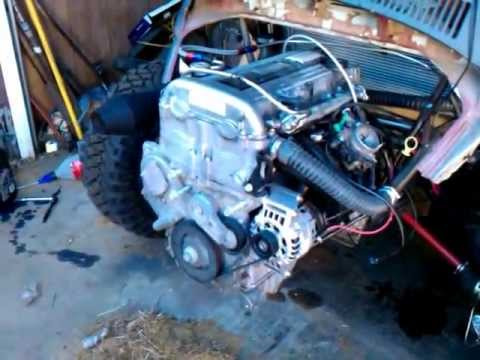 Vw Dune Buggy >> Copy of My baja project with 2.2 ecotec - YouTube