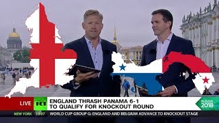'I'm crazy about this guy': Peter Schmeichel talks Kane's performance in England v Panama
