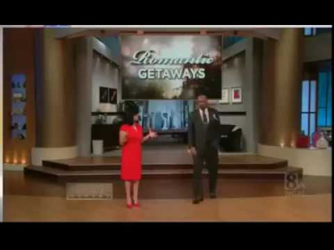 Nevis featured on Steve Harvey Show