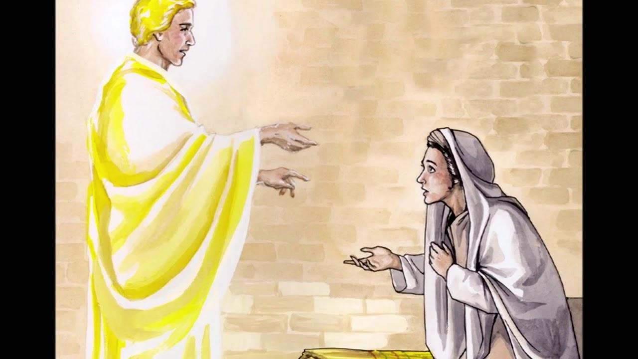 Lukas 1 26-38
