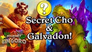 🍀🎲 Secret Cho & Galvadon ~ Journey to Un