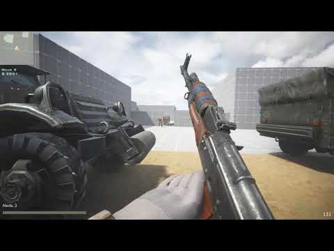 Unity - Call Of Duty Clone - Survival Mode IV