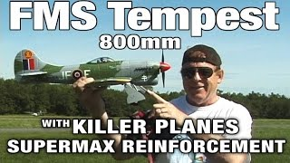 The Multifaceted FMS 800mm Tempest with Supermax Reinforcement