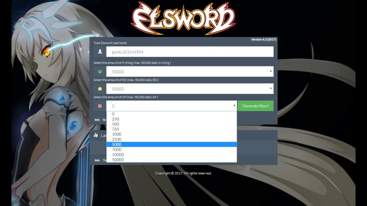 Elsword hacks 2020