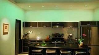 aurora rgb led recessed lighting